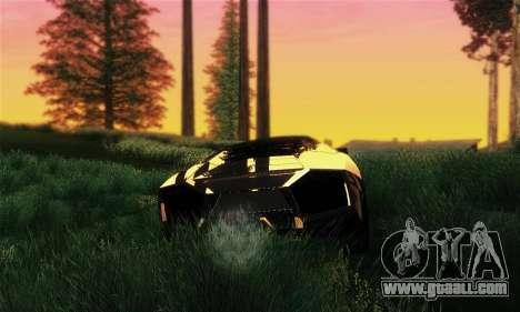 EnbUltraRealism v1.3.3 for GTA San Andreas third screenshot
