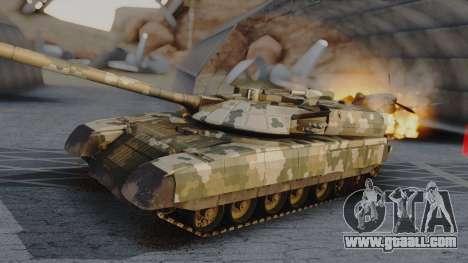T-100 Varsuk for GTA San Andreas