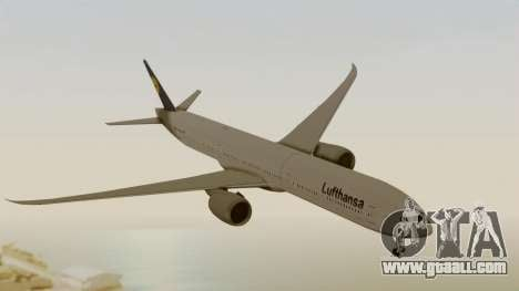 Boeing 777-9x Deutsche Lufthansa for GTA San Andreas