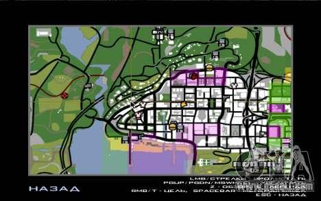 Road trip 1.0 for GTA San Andreas fifth screenshot