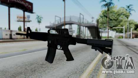 M16 A2 Carbine M727 v1 for GTA San Andreas second screenshot