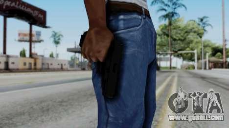 Glock 18 for GTA San Andreas third screenshot