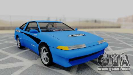 Uranus F&F3 RX-7 West PJ for GTA San Andreas