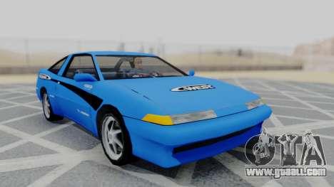 Uranus F&F3 RX-7 West PJ for GTA San Andreas
