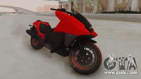 GTA 5 Dinka Vindicator IVF for GTA San Andreas