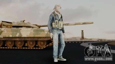Somalia Militia Desert Camo for GTA San Andreas second screenshot