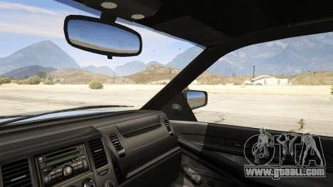 GTA 5 GTA 4 Contender rear right side view