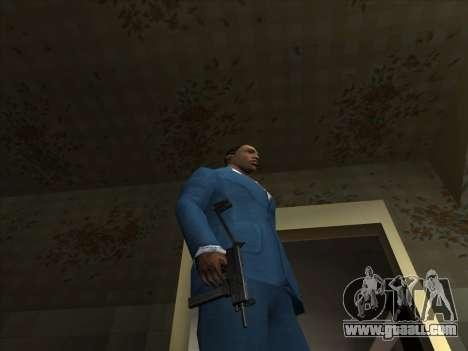 A set of Russian arms for GTA San Andreas sixth screenshot