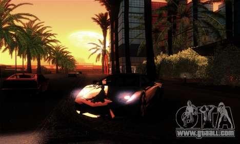 EnbUltraRealism v1.3.3 for GTA San Andreas fifth screenshot