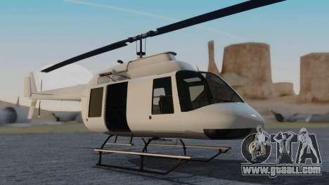 GTA 5 Buckingham Maverick for GTA San Andreas