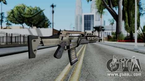 CoD Black Ops 2 - M8A1 for GTA San Andreas second screenshot