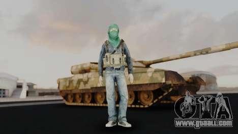 Somalia Militia for GTA San Andreas second screenshot