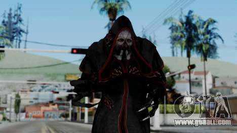 RE4 Monster Right Salazar Skin for GTA San Andreas