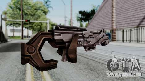 Marvel Future Fight - Rocket Raccon Rifle for GTA San Andreas second screenshot