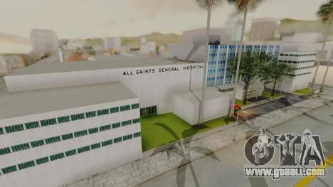 Hospital LS for GTA San Andreas