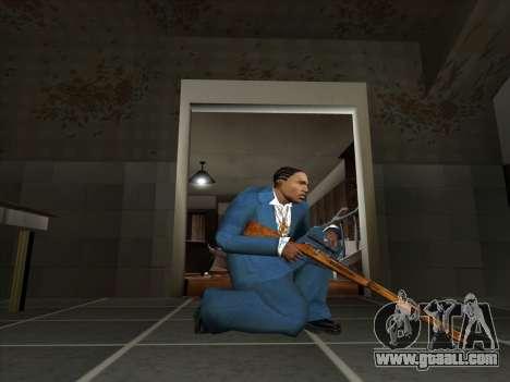 A set of Russian arms for GTA San Andreas twelth screenshot