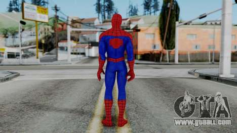 Marvel Heroes - Amazing Spider-Man for GTA San Andreas third screenshot