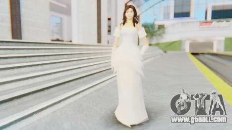 Lin Chi-Ling Bride Outfit for GTA San Andreas second screenshot