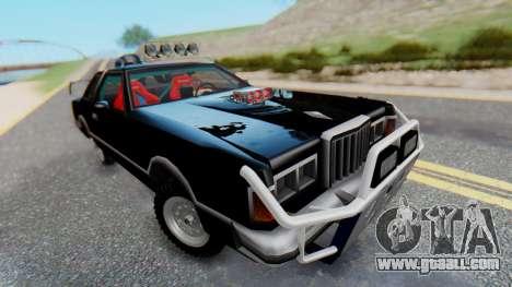 Virgo v3.0 Final for GTA San Andreas