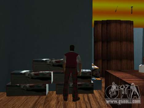 Shop from Tommy Vercetti for GTA Vice City second screenshot