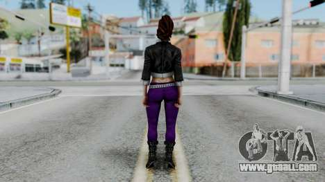 Shaundi from Saints Row for GTA San Andreas third screenshot