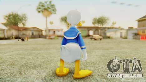 Kingdom Hearts 2 Donald Duck v2 for GTA San Andreas third screenshot