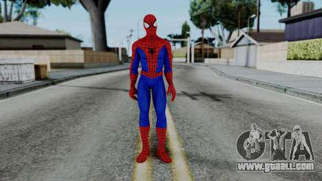 Marvel Heroes - Amazing Spider-Man for GTA San Andreas second screenshot