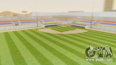 Stadium LV for GTA San Andreas second screenshot