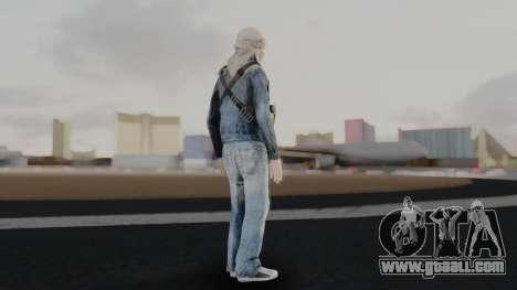 Somalia Militia Desert Camo for GTA San Andreas third screenshot