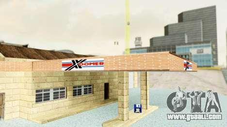 HD Doherty Garage for GTA San Andreas forth screenshot