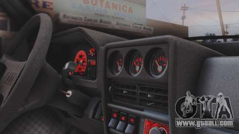 Audi Quattro Coupe 1983 for GTA San Andreas wheels