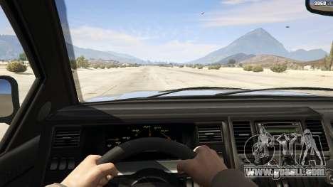 GTA 5 GTA 4 Contender back view