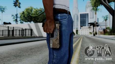 CoD Black Ops 2 - KAP-40 for GTA San Andreas third screenshot