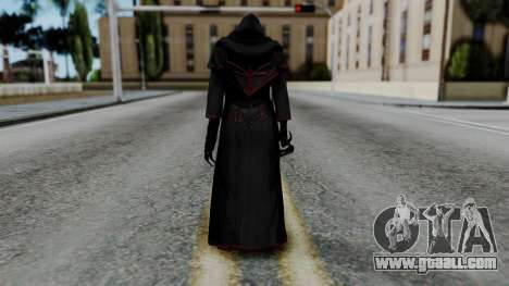 RE4 Monster Right Salazar Skin for GTA San Andreas third screenshot
