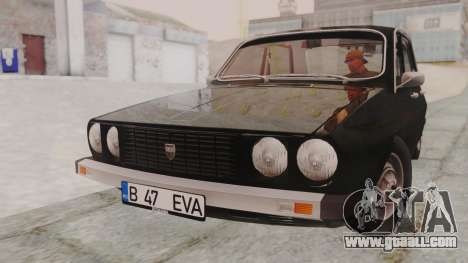 Dacia 1310 1979 for GTA San Andreas back left view