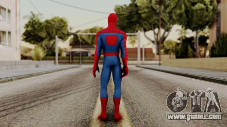 Marvel Heroes - Spider-Man Classic for GTA San Andreas third screenshot