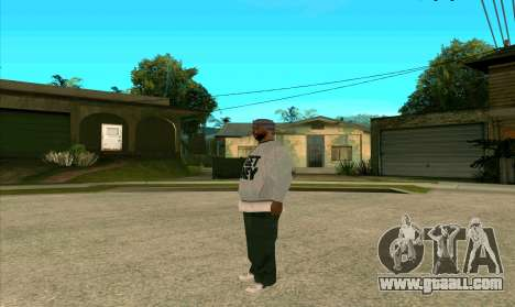 FAM1 for GTA San Andreas second screenshot