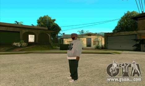 FAM1 for GTA San Andreas second screenshot