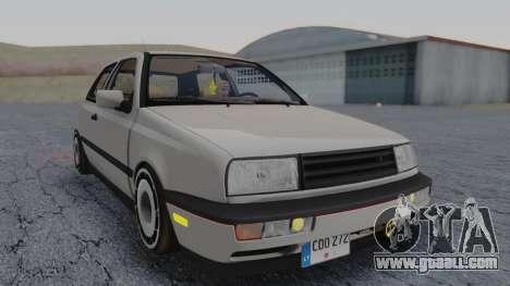Volkswagen Golf Mk3 for GTA San Andreas back left view