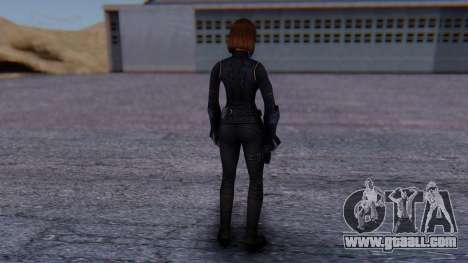 Marvel Future Fight - Daisy Johnson (Quake AOS3) for GTA San Andreas third screenshot