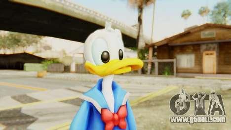 Kingdom Hearts 2 Donald Duck v2 for GTA San Andreas