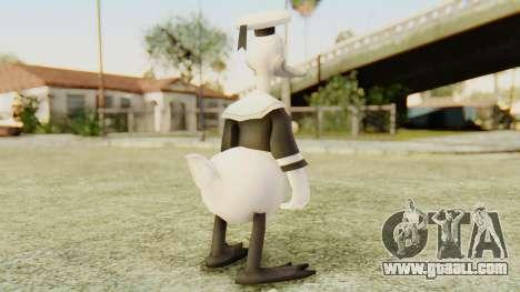 Kingdom Hearts 2 Donald Duck Timeless River v1 for GTA San Andreas third screenshot