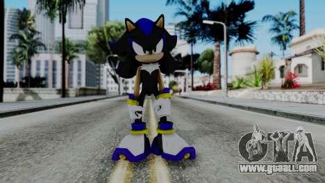The Hedgehog for GTA San Andreas second screenshot