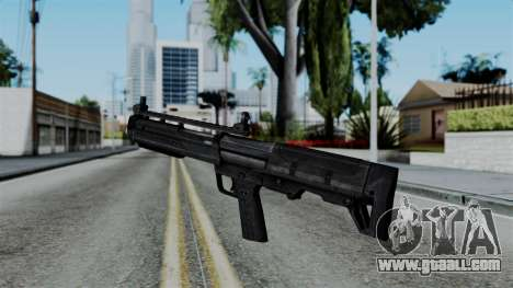 CoD Black Ops 2 - KSG for GTA San Andreas second screenshot