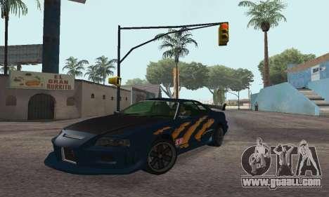 Nissan Skyline R34 Sunray (FlatOut 2) for GTA San Andreas