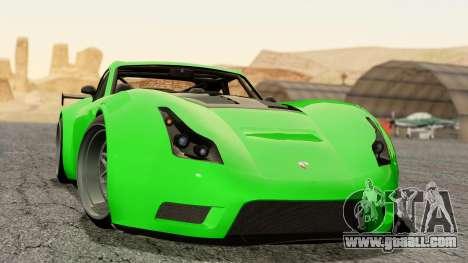 GTA 5 Bravado Verlierer Tuned for GTA San Andreas