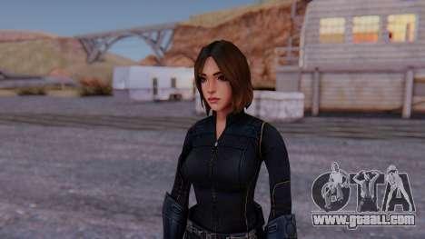 Marvel Future Fight - Daisy Johnson (Quake AOS3) for GTA San Andreas