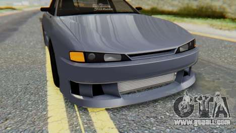 Nissan Silvia S14 for GTA San Andreas upper view