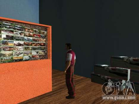 Shop from Tommy Vercetti for GTA Vice City third screenshot
