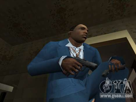 A set of Russian arms for GTA San Andreas ninth screenshot
